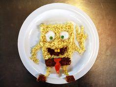 Auch SpongeBob ist dabei: gestatten, Sponcevapcici.