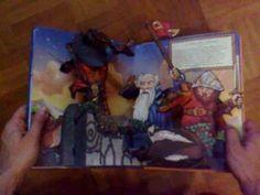 Robert Sabuda Narnia Pop Up Book