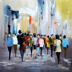 Image associée Concert, Painting, Image, Thick Hair, Persona, Paint, Painting Art, Concerts, Paintings