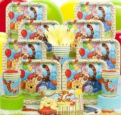 Your Child will enjoy Celebrating their Big Day with Winnie the Pooh  - http://1stbirthdaypartytheme.com/your-child-will-enjoy-celebrating-their-big-day-with-winnie-the-pooh.html