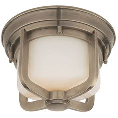 Visual Comfort Lighting Thomas OBrien Milton Road 1 Light Flush Mount