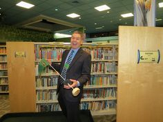Tee Off for Education, White Plains Public Library mini-golf fundraiser