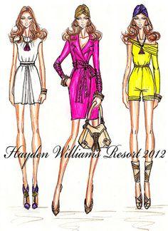 Hayden Williams Resort 2012 collection. by Fashion_Luva, via Flickr