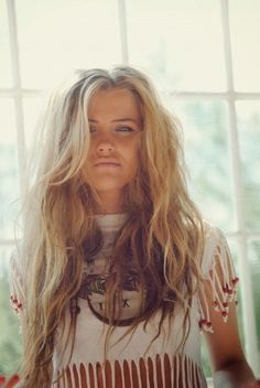 ⭐this hair. All I want is big frizzy beautiful hair