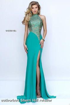 Sherri Hill 50148 Sherri Hill The Ultimate Womans Apparel