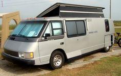 Cool Vixen motorhome. #Motorhomes #Camper #Roofing http://www.epdmcoatings.com/