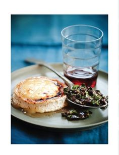 Honey toasted Chevre w/tapenade | Sweet Paul Magazine - Fall 2012 - Page 82-83