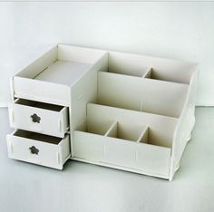 Cheap organizer storage box, Buy Quality box jewelry organizer directly from China organizer box Suppliers: Product Description Home Desktop DIY Wooden Storage Box For Cosmetics Makeup Desk Organizer Cabinets With Drawers WPC l