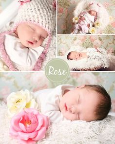 """Collage Template - 16x20 Print Template - Blog Board - Storyboard Photoshop Template - """"Rose"""" Collage Template, Print Templates, Storyboard, Maternity Photography, Trending Outfits, Photoshop, Handmade Gifts, Rose, Blog"""