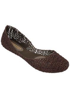 7f27ca55bd7f4c Melissa Campana Papel Ballet Flat by ShoeMint.com
