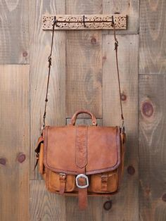 beautiful leather bag