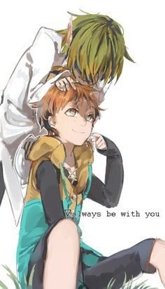 """King & Helbram - """"always be with you"""""""
