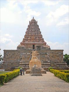 Gangaikonda cholapuram Temple,Thanjavur Tamil Nadu