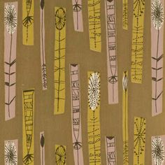 Lucienne Day, textile designer