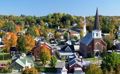 Montpelier: What to do: The least-populous capital city in the entire United States, Montpelier more like a cozy small town stumbled upon gold-leafed capitol building.