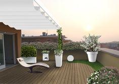 Progettazione Giardini: elaborazioni fotografiche