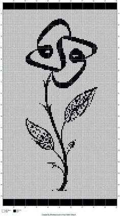 Cross Stitching, Cross Stitch Embroidery, Embroidery Patterns, Hand Embroidery, Stitch Patterns, Cross Stitch Letters, Cross Stitch Love, Blackwork, Mosaic Flowers