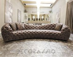 #capitone #sofa #furniture #design #interior диван Mantellassi Nuvola, Nuvola 4 seater sofa изображение