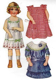 paper doll daisy - Cerca con Google