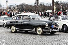#Ford #Vedette à la Traversée de #Paris hivernale 2016. Reportage complet : http://newsdanciennes.com/2016/01/10/grand-format-traversee-de-paris-hivernale-2016/ #Vintage #VintageCar #Voiture #Ancienne