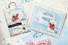 """C.h.e.a.p.-art: Вдохновение от ДК. Екатерина Киселева: Открытка """"Следуй за белым кроликом"""""""