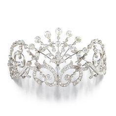 1910 belle epoque tiara