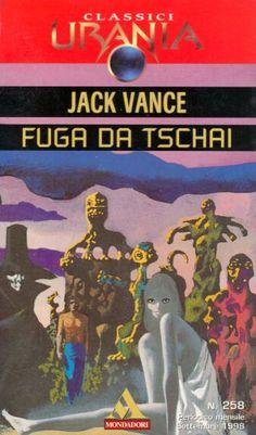258  FUGA DA TSCHAI 9/1998  THE PNUME (1970)  Copertina di  Karel Thole   JACK VANCE