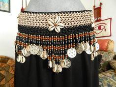 Tribal dance lux belt