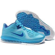 los angeles 39044 e9529 Nike LeBron 9 Low Summit Lake Hornets Sport