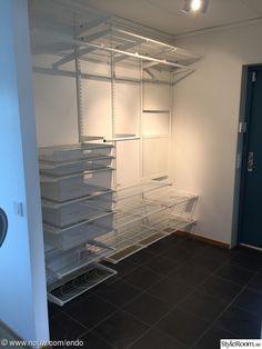 Closet Remodel, Closet Makeover, Home, Closet Design Layout, Ikea Algot Closet, Elfa Closet, Closet Designs, Cute Room Decor, Closet Layout