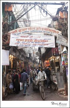 India - Old Delhi street scene by Dori Moreno Dory, Life Photography, Nepal, Places Ive Been, Two By Two, To Go, Scene, India, Street
