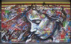 Street Art and 3D Street Art - Top 5 Lists