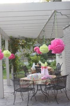 Party decorations - cheap