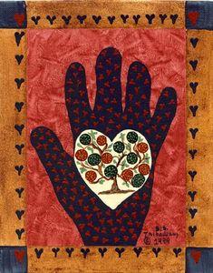 Shaker Heart n Hand