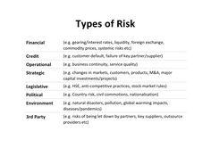 Image result for risk register suppliers