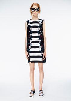 Markus Lupfer Spring 2016 Ready-to-Wear Fashion Show. Printemps 2016 prêt-à-porter #mode #fashion