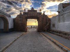 Puerta de la caleta. Cádiz