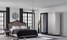 Biblo Yatak Odası Takımı Donia, Bedroom Furniture Design, Medusa, Modern, Home Decor, Jellyfish, Trendy Tree, Decoration Home, Room Decor