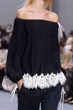 Chloé at Paris Fashion Week Spring 2016 - Livingly