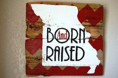 Hand painted barn board signs by SignsOfHappinessInKc on Etsy, $49.00