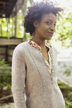 Wellwood sweater knitting pattern
