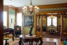 Victorian Music Room