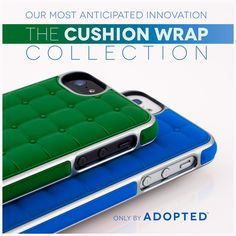 The newest member of the ADOPTED family. The Cushion Wrap Case exclusive for iPhone 5. Available in 9 colors. See it now in the SHOP @   http://www.getadopted.com/en/cases/cushion-wrap-case/  #getadopted #new #summer