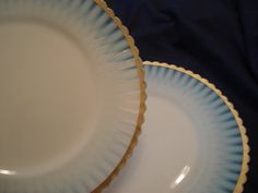 Depression Glass Petalware in Monax