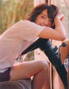 新垣結衣 (Yui Aragaki)