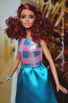 Barbie Fashionistas #29 Terrific Teal #TheDollsEvolves #barbiestyle #barbiedoll #fashion #fashiondoll #mattel #dollcollector