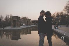 wedding - boda - engagement - preboda - photo - foto - debod - madrid - urban - lucas+saray - naserfoto