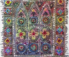 Art In Stitches: Stained Glass XXIV