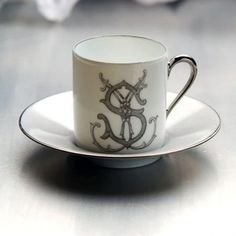 Porcelaine Sophie Masson tasse café