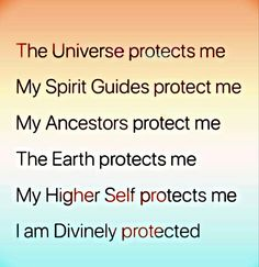 My Ancestors, Angels And Demons, Spirit Guides, My Spirit, Thats Not My, Self, Universe, Outer Space, The Universe